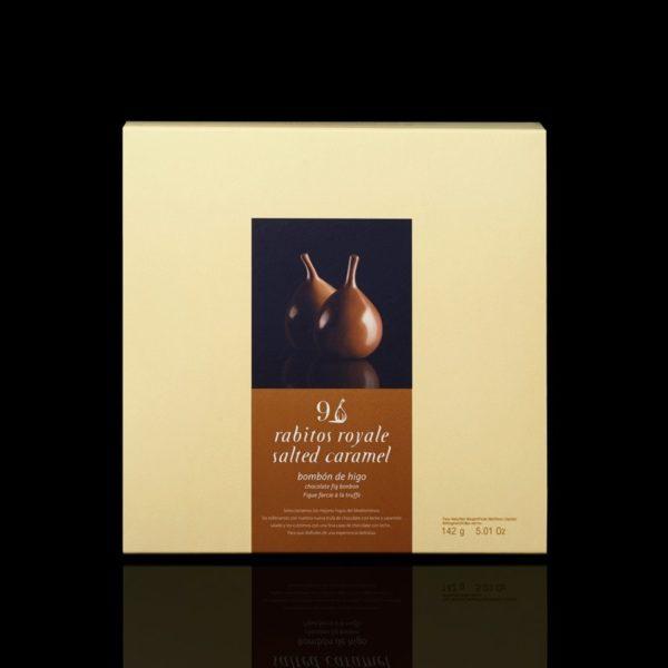 Купить Инжир в шоколаде Rabitos Royale Salted Caramel