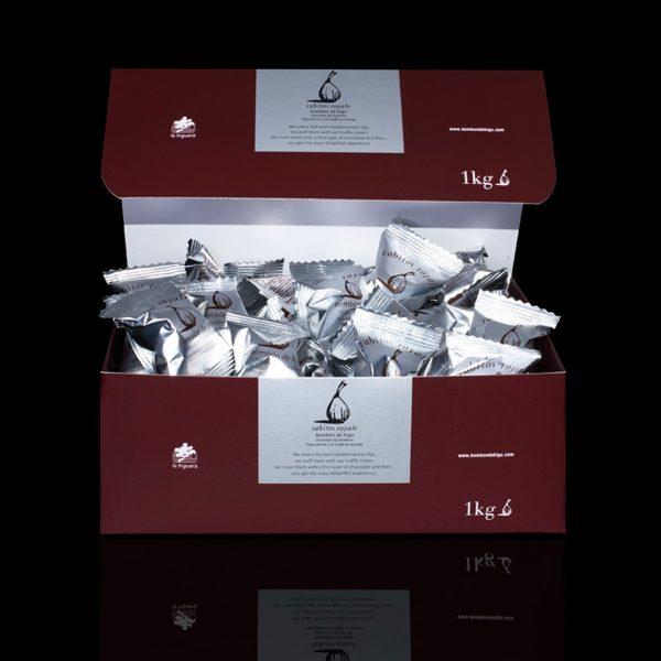 Инжир в шоколаде Rabitos Royale 1 кг купить цена Украина