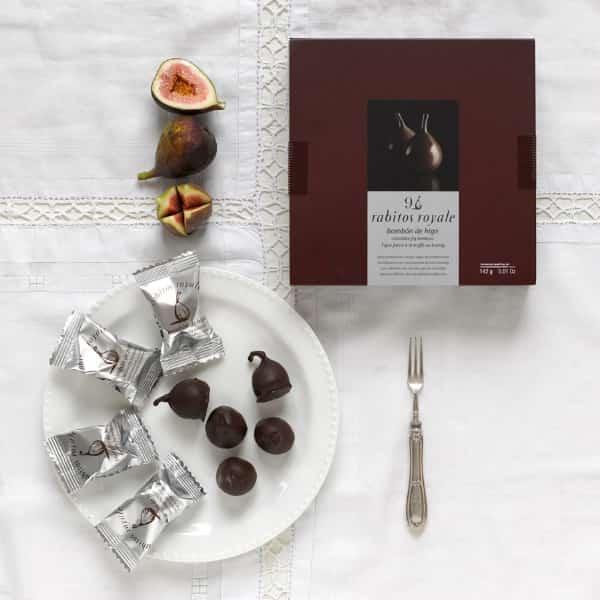 Инжир и шоколад – идеальное сочетание вкусов