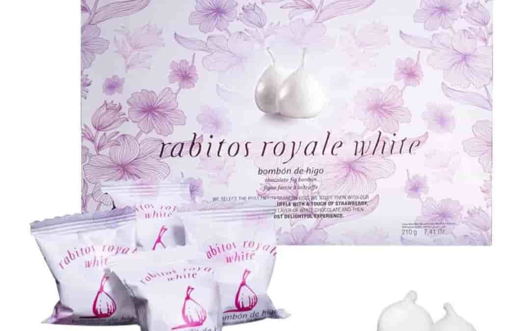 Rabitos Royale White – конфеты с интернациональным вкусом