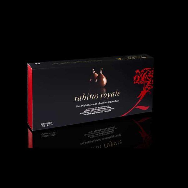 Купить конфеты Инжир в шоколаде Rabitos Royale 8, цена Фламенко