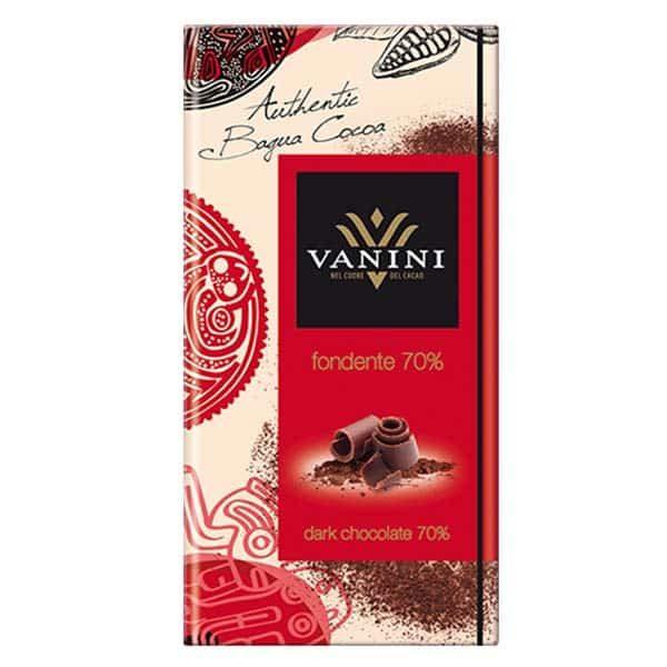 Шоколад 70% какао Vanini горький купить цена Украине доставка