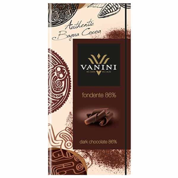 Шоколад 86% какао Vanini горький купить цена Украине доставка