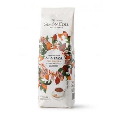 Купить горячий шокола Simon Coll Испания цена доставка по Украине 200 г