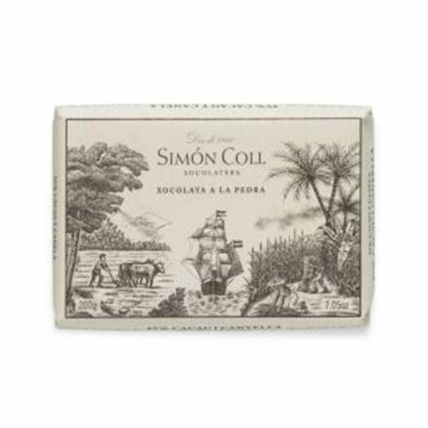 Купить горячий шоколад 45% Simon Coll Испания цена доставка, 200 г