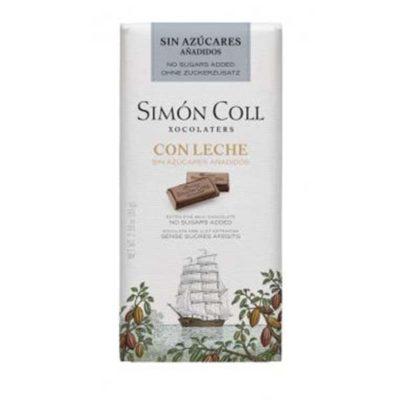 Купить молочный шоколад Simon Coll 32% Испания цена без сахара