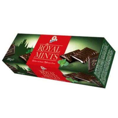 Купить Конфеты шоколадные с мятной начинкой Royal Mints 300 г