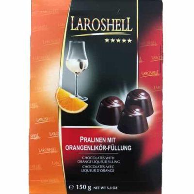 Купить Конфеты шоколадные с Orange Liqueur Laroshell 150 г