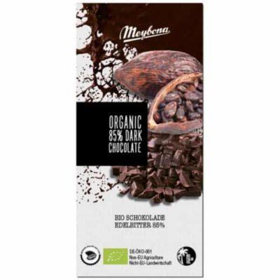 Купить Горький темный шоколад Meybona 85% 100 г органический