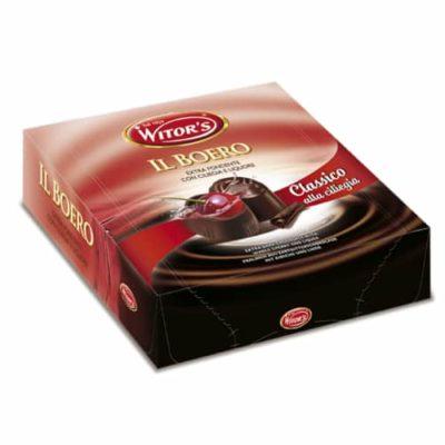 Купить Конфеты шоколадные с Cherry Boero Witor's вишня, 200 г