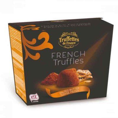 Купить Конфеты Трюфелли соленая карамель / French Truffles Salted Butter Toffee