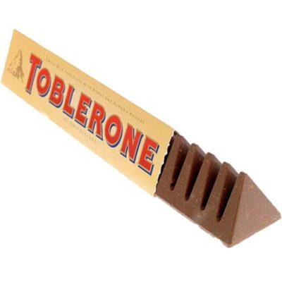 Купить Молочный шоколад Тоблерон (Toblerone) 32% какао, Швейцария, 360 г